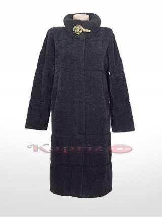 Женское пальто из шерсти Альпака 1073