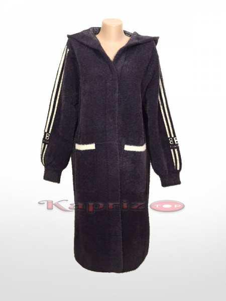 Женское пальто из шерсти Альпака BB 8893