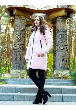 Куртка женская нежно-розовая Liliy 1809