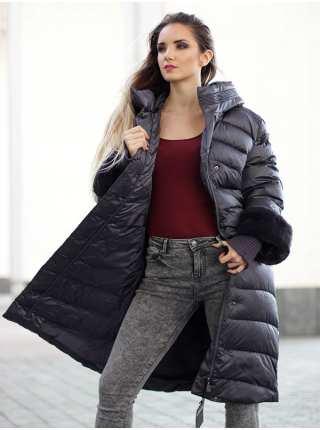 Пальто женское Qullet Poem 8820 полномерное