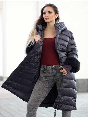 Женское пальто для ярких женщин