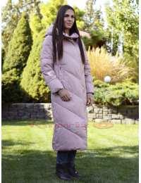 Пуховик одеяло женское Dibu 203