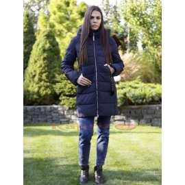 Женская куртка больших размеров Ommeitt 031