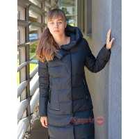 Пальто женское Fodarlloy 9188 приталенное