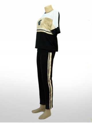 Костюм женский Ledi Elite 13159 прогулочный спортивный повседневный
