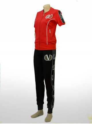 Костюм женский Valentino 2746 прогулочный спортивный повседневный